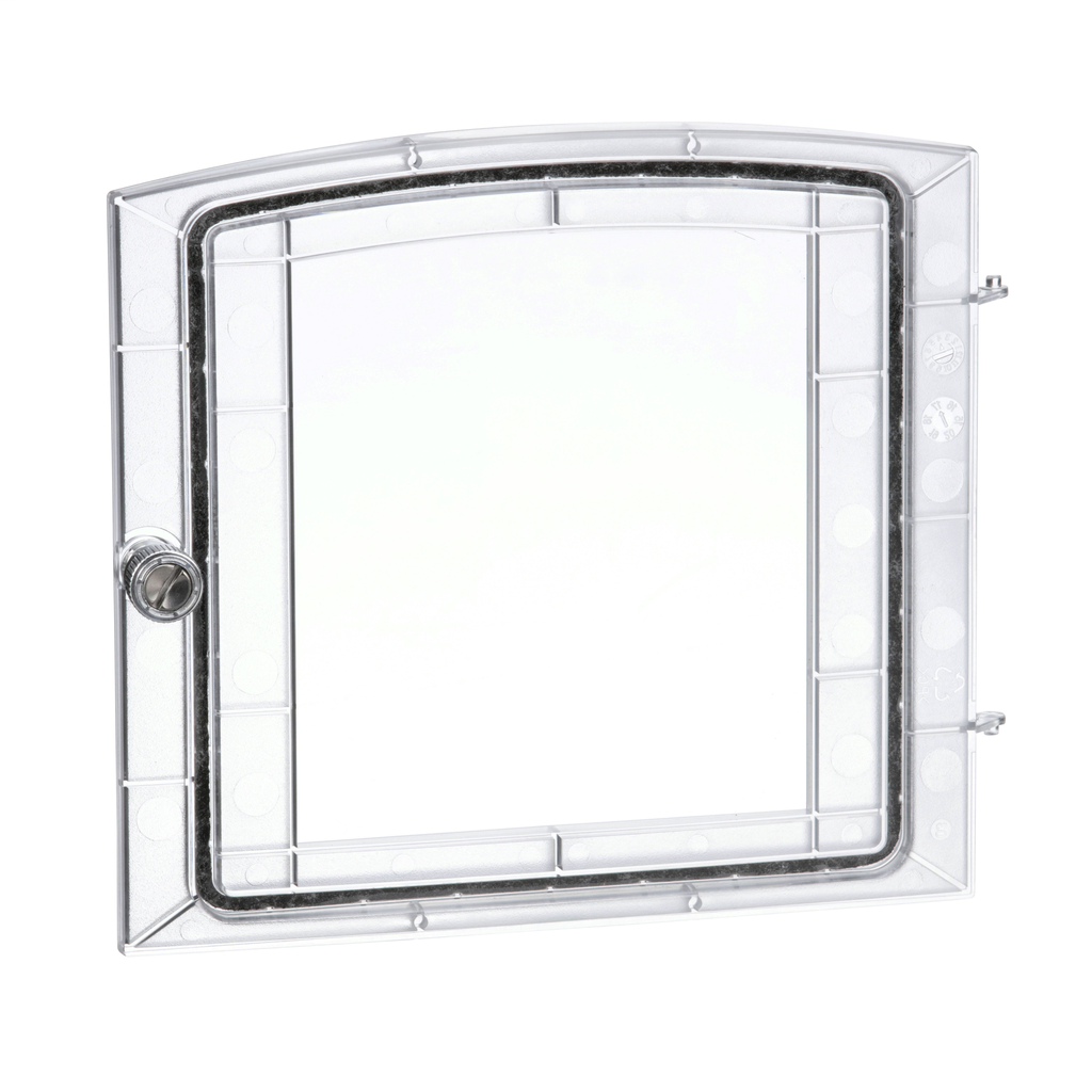 Transparent door, Altivar, mounting kit for remote graphic terminal, IP65