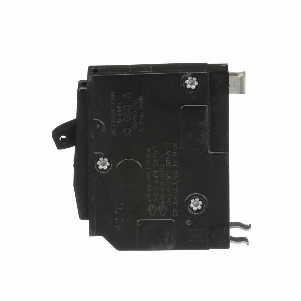 Mini CB, QO, 20 A, 1P, 120 V, 10 kA, Plug in, HM