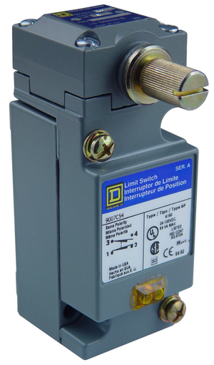 SQD 9007C54A LIMIT SWITCH 600V