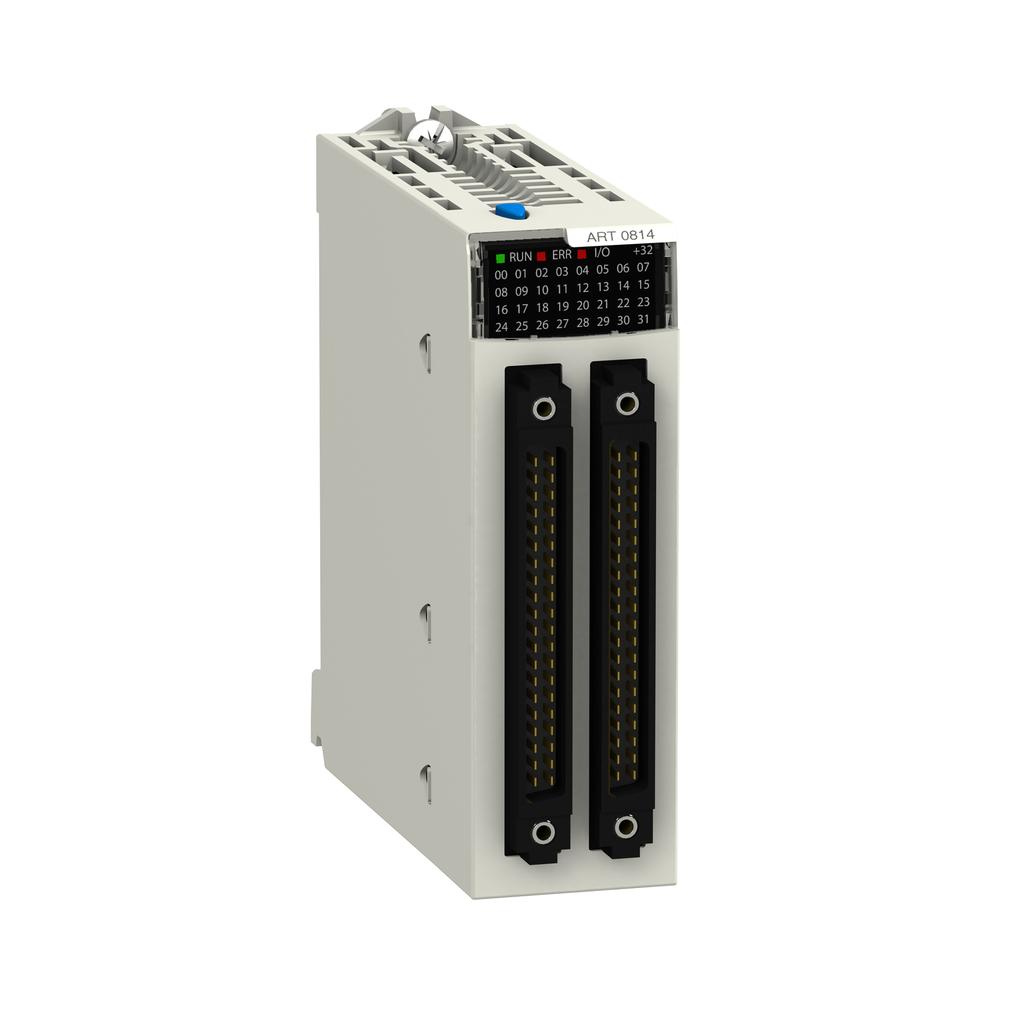 Analog input module X80 - 8 inputs - temperature
