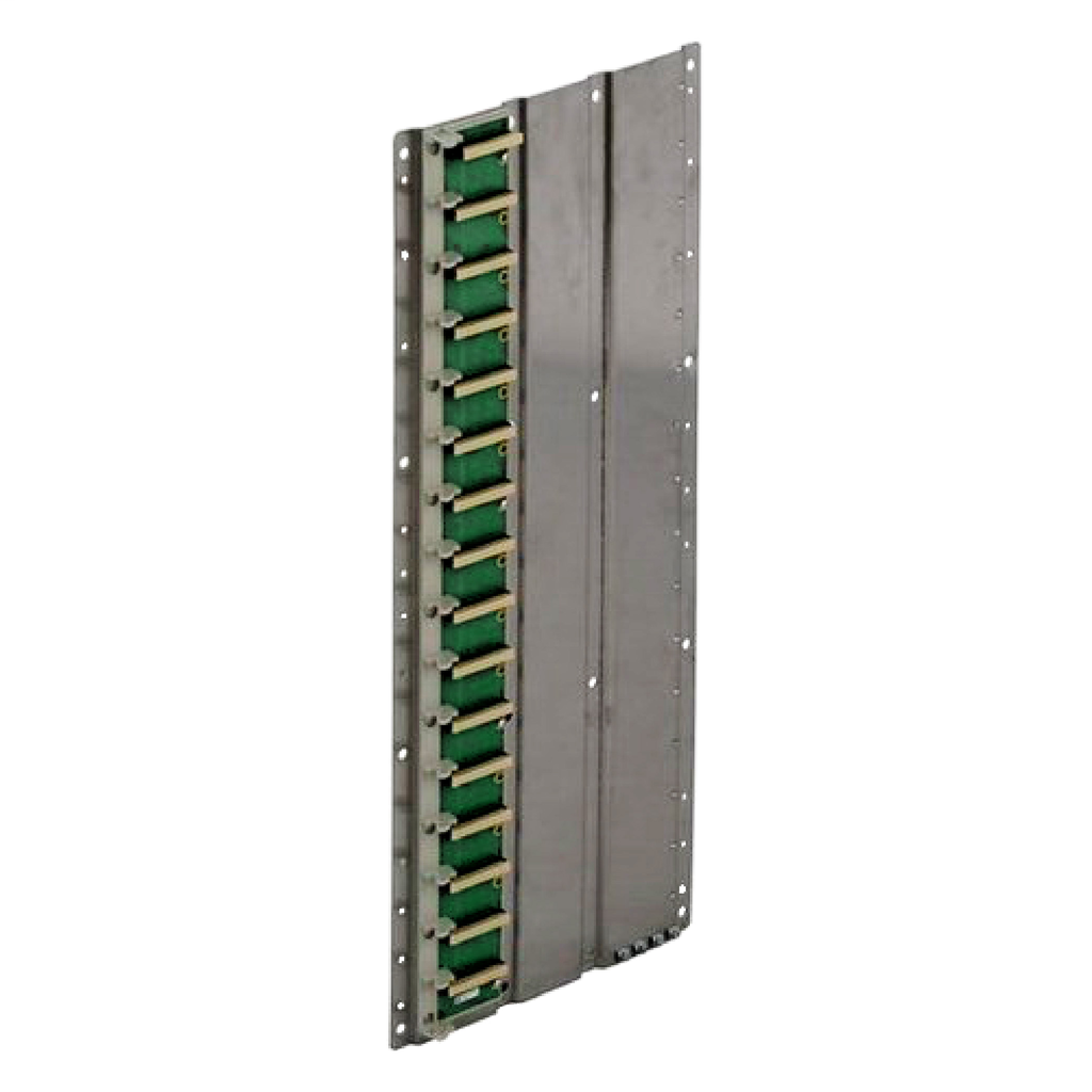 Modicon Quantum - racks backplanes - 16 slots