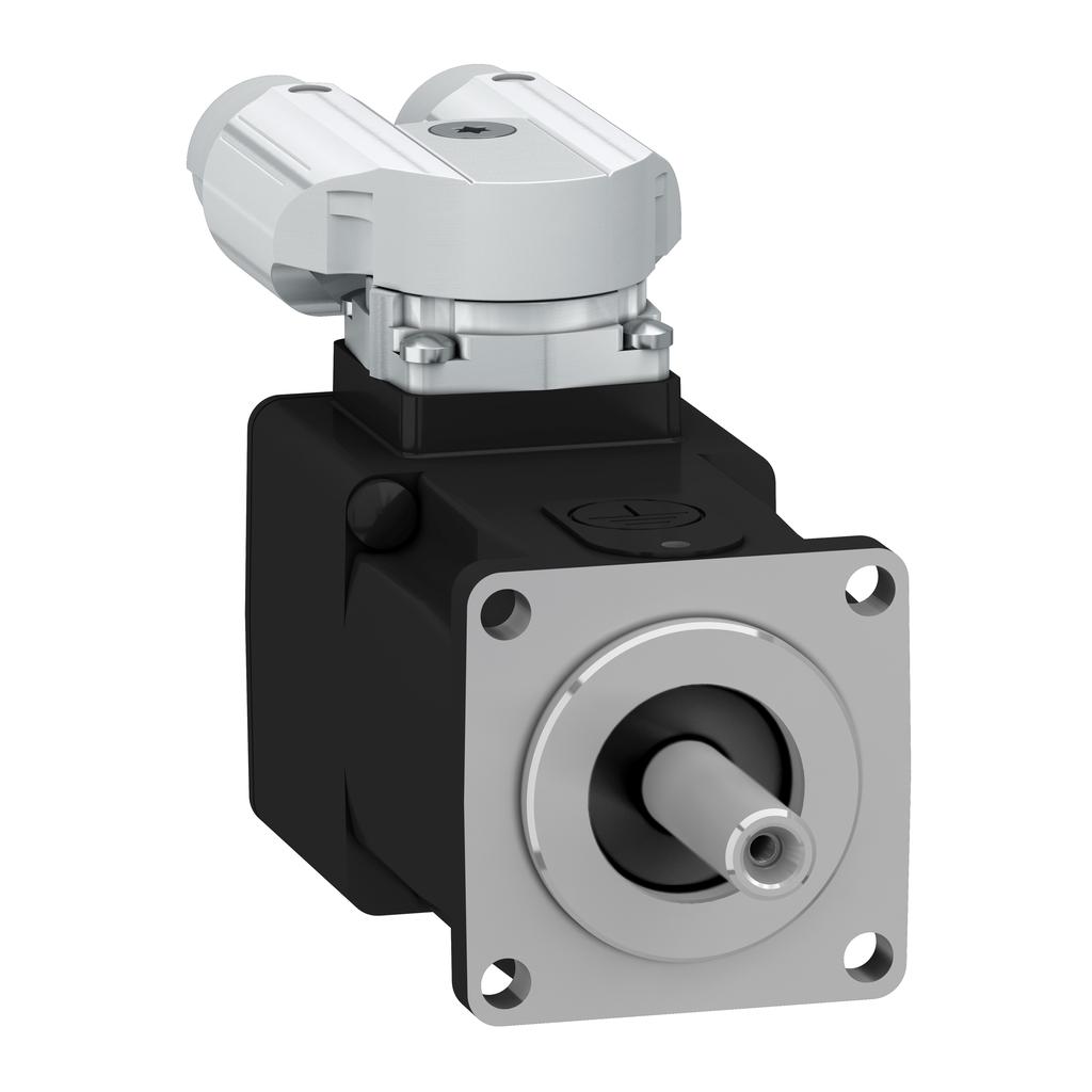 AC servo motor BSH - 0.21N.m - 9000 rpm - untapped shaft - without brake - IP50