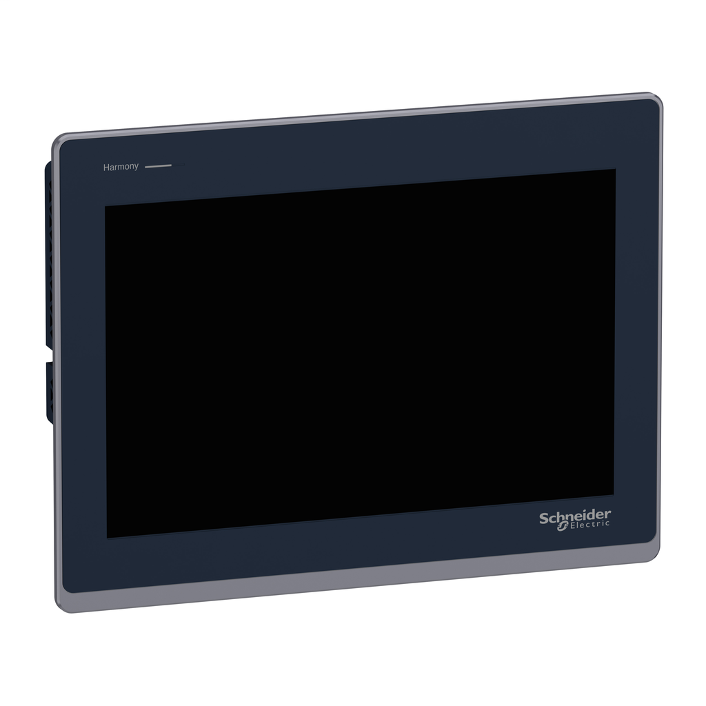 "SCHNEIDER ELECTRIC 12""W touch panel display, 2COM, 2Ethernet, USB host&device, 24VDC"