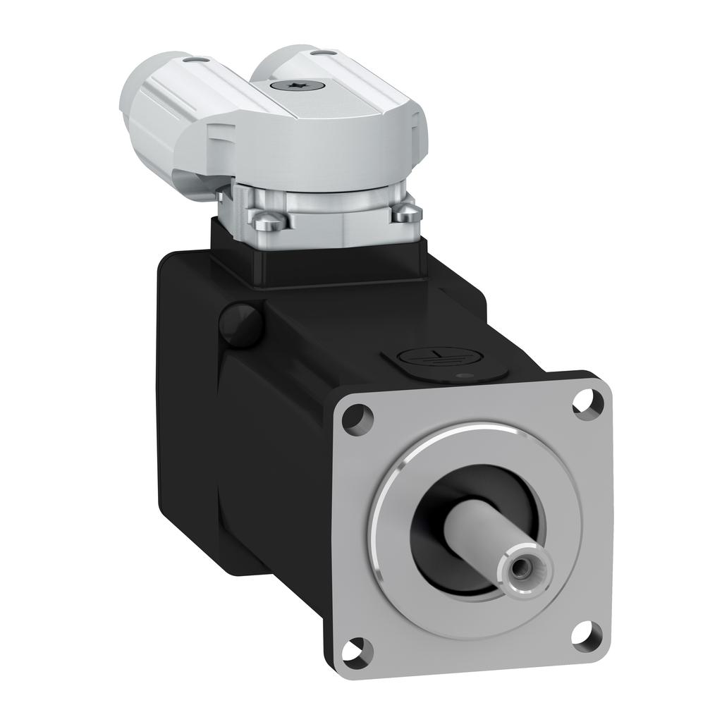 AC servo motor BSH - 0.38N.m - 9000 rpm - untapped shaft - without brake - IP50