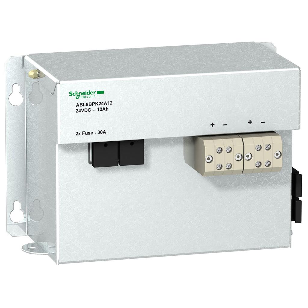 TELEMECANIQUE Battery- 24 V DC - 32 A - 3.2 AH - for battery control module