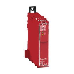 XPSUEP34AP - Preventa module Cat.4 Expansion use with Universal range 48-240vac/dc screw