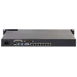 KVM0108A - APC KVM 2G, Analog, 1 Local User, 8 ports