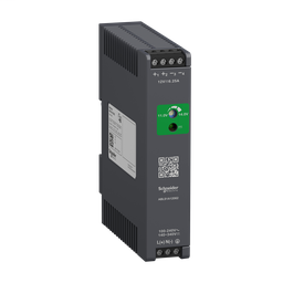 ABLS1A12062 - Regulated Power Supply, 100-240V AC, 12V 6.2 A, single phase, Optimized