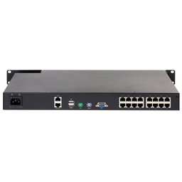 KVM1116R - APC KVM 2G, Digital/IP, 1 Remote/1 Local User, 16 Ports with Virtual Media – FIPS 140-2