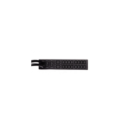 AP4432 - Rack ATS, 200/208V, 30A, L6-30 in, (16) C13 (2) C19 out