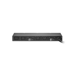 AP6031A - Rack PDU, Basic, 0U/1U, 208V, 30A, (4) C19