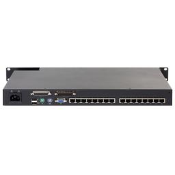 KVM0116A - APC KVM 2G, Analog, 1 Local User, 16 ports