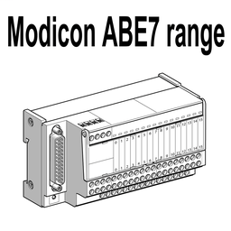 ABE7ACC12 - Connection sub-base accessory – extractor