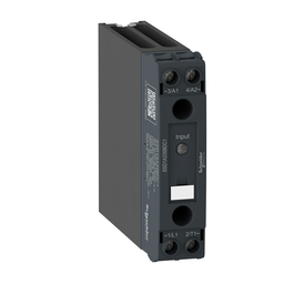 SSD1A335M7C1 - Soild state relay-DIN rail, 1phase, 48-600Vac output, 90-280Vac/Vdc control, 35A