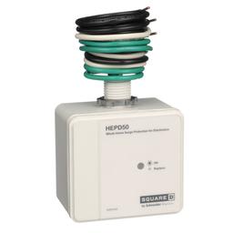 HEPD50 - SPD, HEPD type 1, 120/240 V, 1 PH, 3 wire, 50 kA