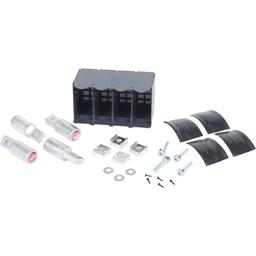 YA400L71K4 - Compression lug kit, PowerPact L, 400A, 4P, aluminum at 385A