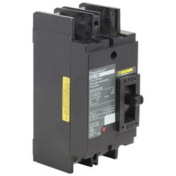 QJP32070TM - PowerPact Q – molded case circuit breaker – 3-pole – 100 kA – 240 V – 70 A