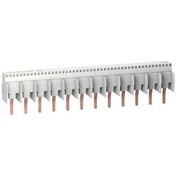 10181 - Multi 9 – comb busbar – 1L – 18 mm pitch – 12 modules – 80A