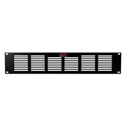 ACAC40001 - NetShelter 2U Vent Panel for 2U Rack Fan Panel (ACF600)