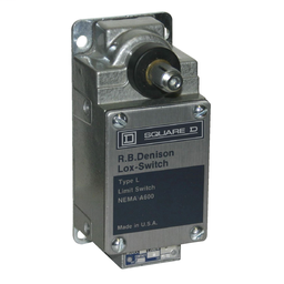 L300WTR2M11 - L300 foundry limit switch – 3 contacts – spring return – CCW – 3/4″ NPT