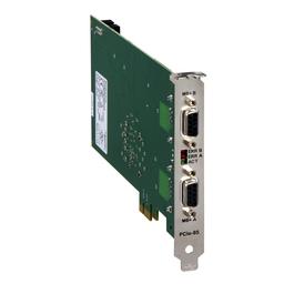 416NHM30042A - Modbus Plus – type III – dual port PCIe card