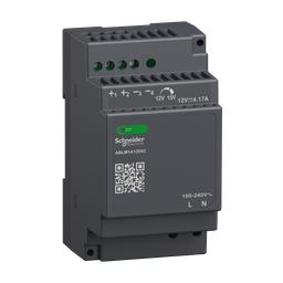ABLM1A12042 - Regulated Power Supply, 100-240V AC, 12V 4.2 A, single phase, Modular