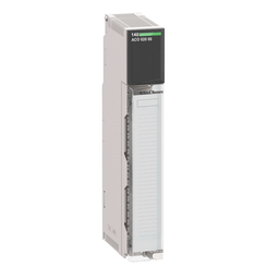 140ACO02000 - Analog output module Modicon Quantum – 4 O – 4..20 mA, 12 bits bipolar current