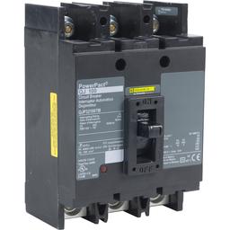 QJP32225TM - PowerPact Q – molded case circuit breaker – 3-pole – 100 kA – 240 V – 225 A