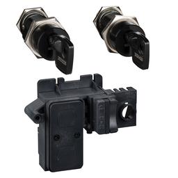 LV864930SP - OFF-position locking – 2 Profalux locks 2 keys + padlock – for MTZ2/3 spare part