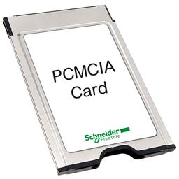 467NHP81100 - Profibus DP PCMCIA card – for communication module Profibus DP