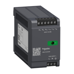 ABLS1A24038 - Regulated Power Supply, 100-240V AC, 24V 3.8 A, single phase, Optimized