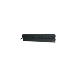 AP9562 - Rack PDU, Basic, 1U, 15A, 120V, (10)5-15