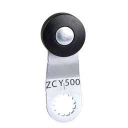 ZCY500 - Limit switch lever ZCY – thermoplastic spring return roller lever L = 42.5 mm