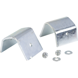 9080MH82 - Terminal block, Linergy, angled track mounting bracket, for 9080 mounting track