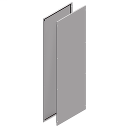 NSY2SP124 - Spacial SF external fixing side panels – 1200×400 mm