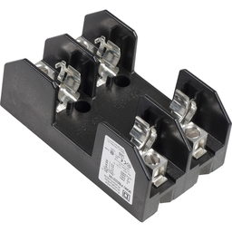 9080FB2221R - Terminal block, Linergy, fuse holder, Class R, 60A, 250 V, 2 pole