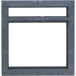 S33857 - P-FRAME DOOR ESCUTCHEON DRAWOUT