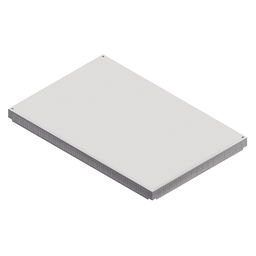 NSYSVR808 - Spacial SF ventilated roof – 800×800 mm