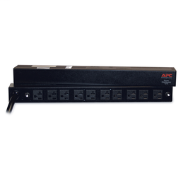 AP9560 - Rack PDU, Basic, 1U, 30A, 120V, (10)5-20