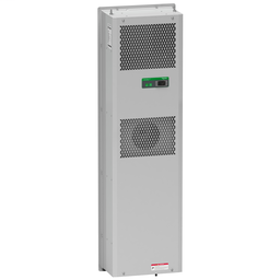 NSYCUSX3K2UL - ClimaSys indoor slim cooling unit block stainless steel – 3200W at 230 V – UL