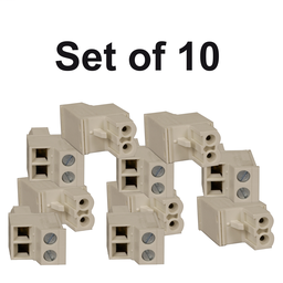 STBXTS1130 - Modicon STB – 2 pin removable field wiring connector – screw – type