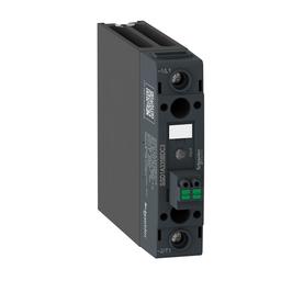 SSD1A335BDRC3 - Soild state relay-DIN rail, 1phase, 48-600Vac output, 4-32Vdc control, 35A