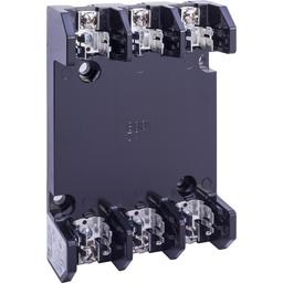 9080FB3611R - Terminal block, Linergy, fuse holder, Class R, 60A, 600 V, 3 pole