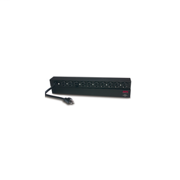 AP9563 - Rack PDU, Basic, 1U, 20A, 120V, (10)5-20; 5-20P