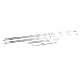 MPSF23 - MP Meter Pak, meter center, flange kit, 3 position meter centers, 200 A