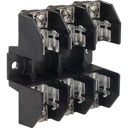 9080FB3211 - Terminal block, Linergy, fuse holder, Class H, 30A, 250 V, 3 pole