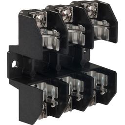 9080FB3211R - Terminal block, Linergy, fuse holder, Class R, 30A, 250 V, 3 pole