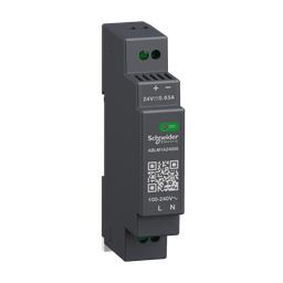 ABLM1A24006 - Regulated Power Supply, 100-240V AC, 24V 0.6 A, single phase, Modular