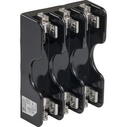 9080FB3621R - Terminal block, Linergy, fuse holder, Class R, 60A, 600 V, 3 pole