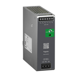 ABLS1A24050 - Regulated Power Supply, 100-240V AC, 24V 5 A, single phase, Optimized